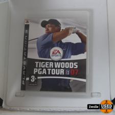 playstation PS3 spel | Tiger woods PGA tour 07