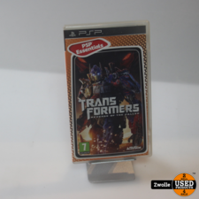 playstation PSP Game | Transformers