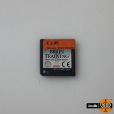 nintendo Nintendo DS game | Brain training