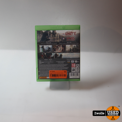 Xbox One Game | Assassin's Creed Unity