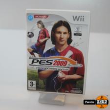 Wii Wii spel | PES 2009