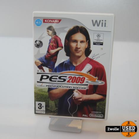 Wii spel | PES 2009