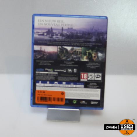 PS4 spel   Metro exodus