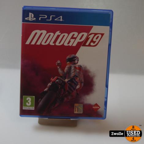 PS4 Game | MotoGP19