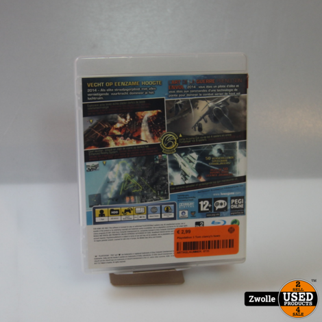 Playstation 3 Tom clancy's hawx
