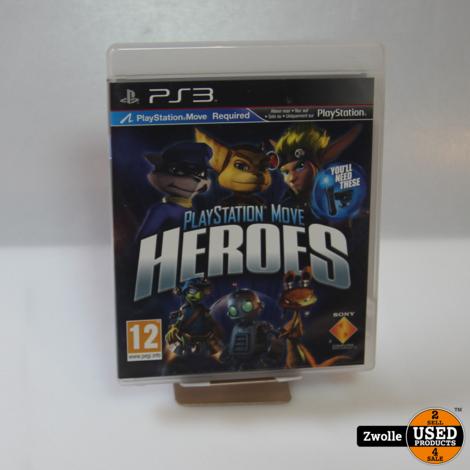Playstation 3 playstation move Heroes
