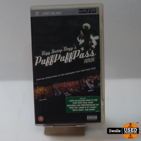 PSP | UMD Music Bigg Snoop Dogg's tour