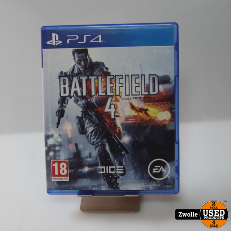PS4 game | Battlefield 4