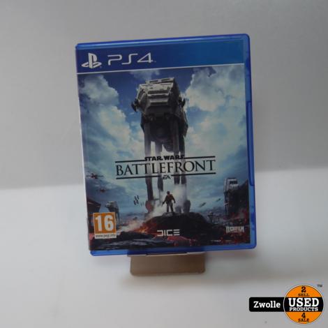 PS4 spel   Star Wars Battlefront