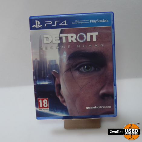 PS4 game | Detroit become human