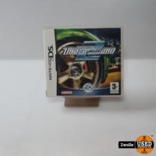 nintendo Nintendo DS game Underground 2