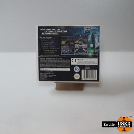 Nintendo DS game Underground 2