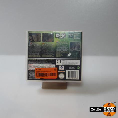 Nintendo DS game | Splinter Cell Chaos