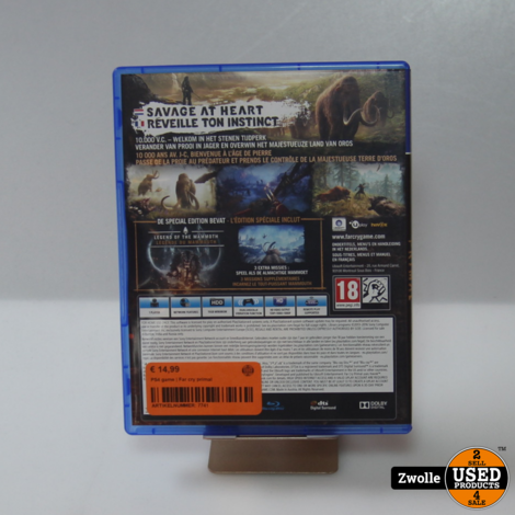 Playstation game | Far cry Primal