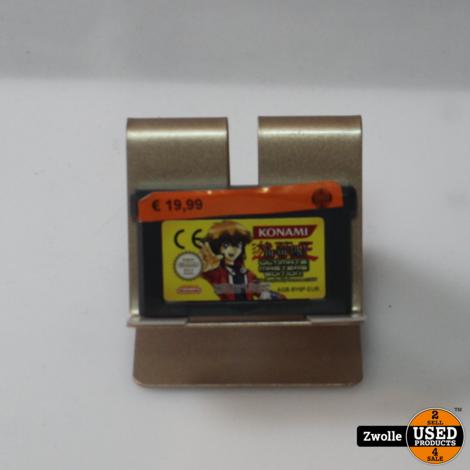 Gameboy Advance game Yu-Gi-Oh