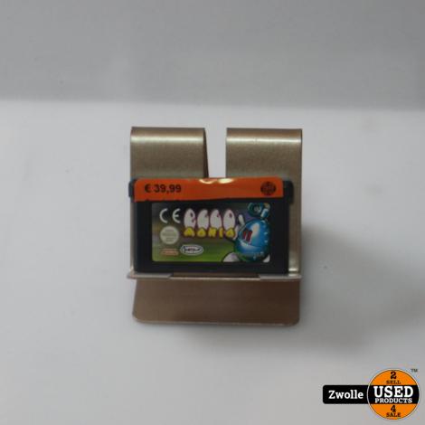 Gameboy Advance game | Eggo Mania