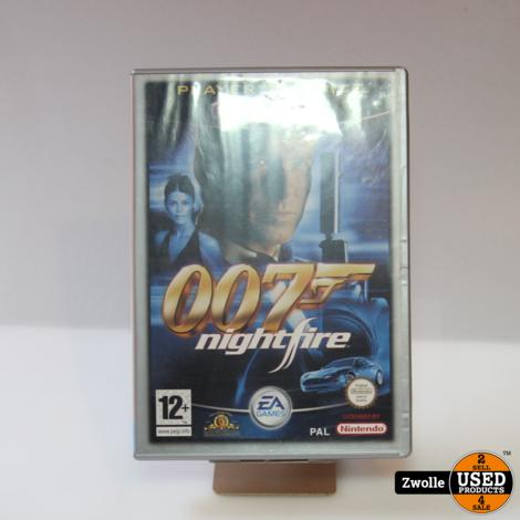 Gamecube spel | 007 nightfire