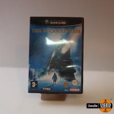 nintendo Gamecube spel | The polar express