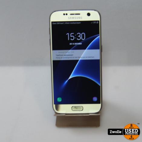 Samsung Galaxy S7 | Goud