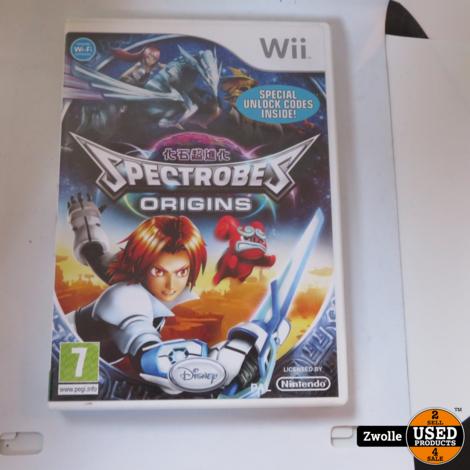 Wii spel   Spectrobe