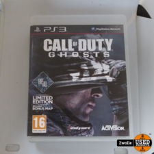Playstation 3 game Call of Duty Ghosts