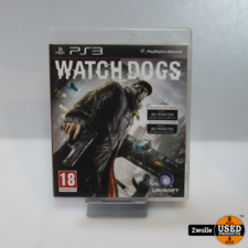 Playstation 3 game Watchdogs