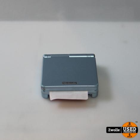 Gameboy Advance SP | Blauw