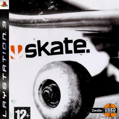 PS3 spel   SKATE