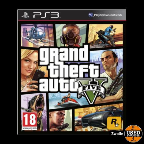 PS3 game | GTA 5