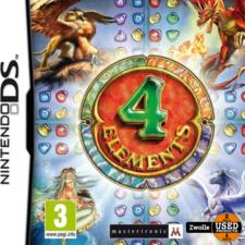 nintendo DS spel   4 Elements