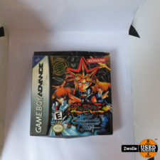 nintendo Gameboy Advane game Yu-Gi-Oh! | World Championship