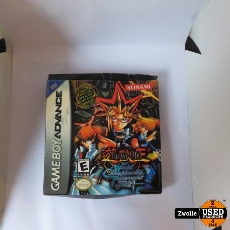 Gameboy Advane game Yu-Gi-Oh! | World Championship