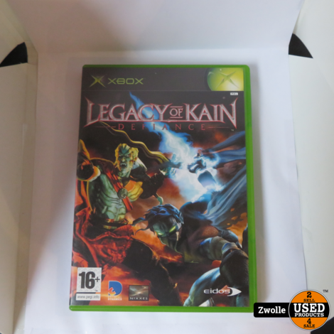 Xbox game | Legacy of Kain