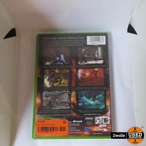 Xbox spel   Legacy of Kain