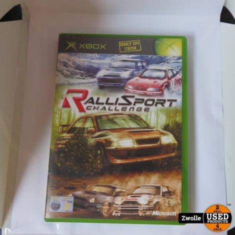 Xbox game | Rallisport