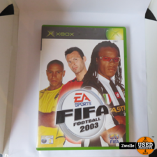 xbox Xbox spel | FIFA 2003