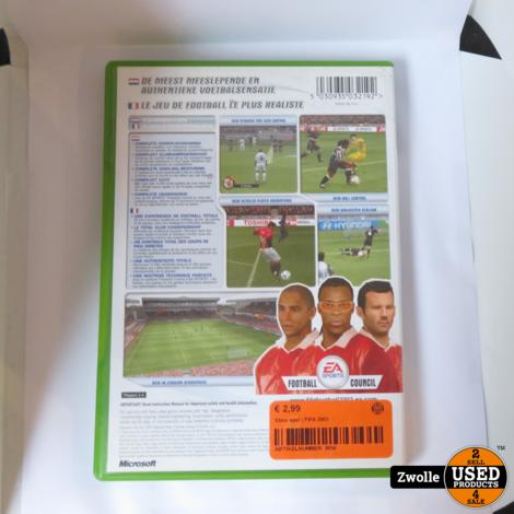 Xbox spel | FIFA 2003