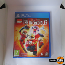 playstation PS4 game | LEGO The incredibles