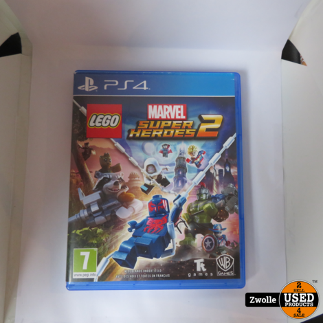 PS4 game | LEGO super heroes 2