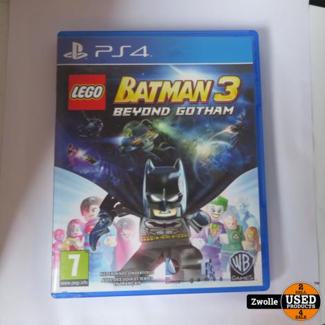PS4 game   LEGO Batman 3 beyond gotham