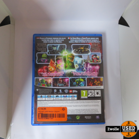PS4 spel | LEGO Batman 3 beyond gotham