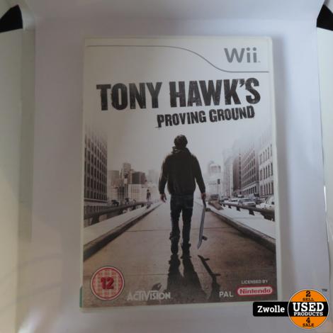 Wii spel | Tony hawk's proving ground