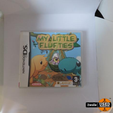 DS spel | My little fluties