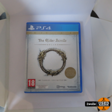 playstation PS4 game | The elders scrolls