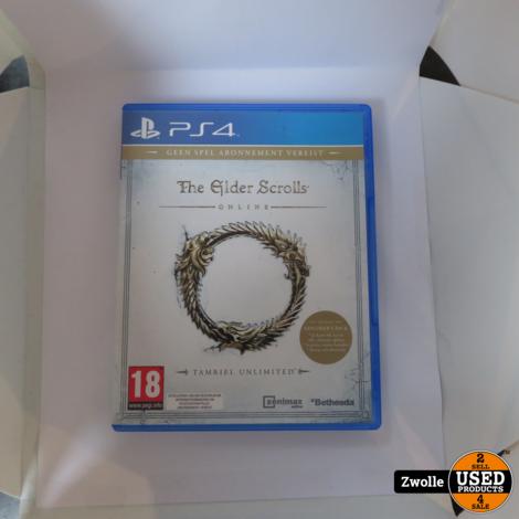 PS4 game | The elders scrolls