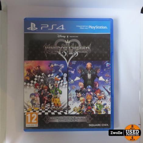 PS4 game | Kingdom hearts