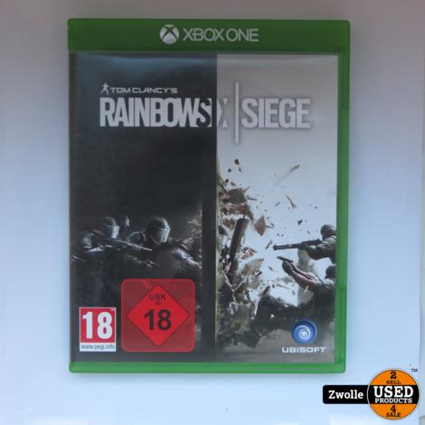 XBOX ONE game Rainbow SIX