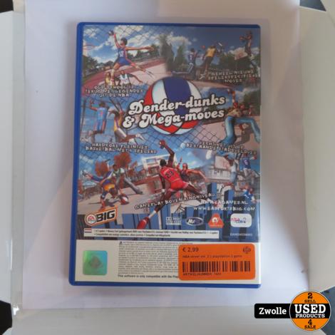 NBA street vol. 2 || playstation 2 game