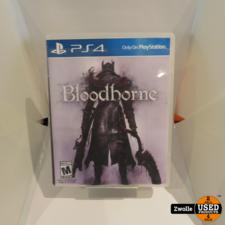 playstation Playstation 4 game Bloodborne