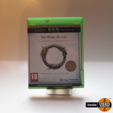 xbox XBOX one game The Elder Scrols Online